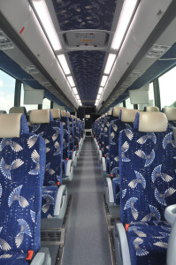 houston tx organization charter bus rentals
