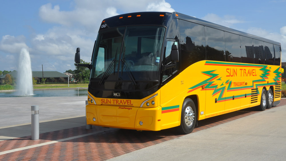 Houston Charter Bus Rentals | Buses for Group Trips
